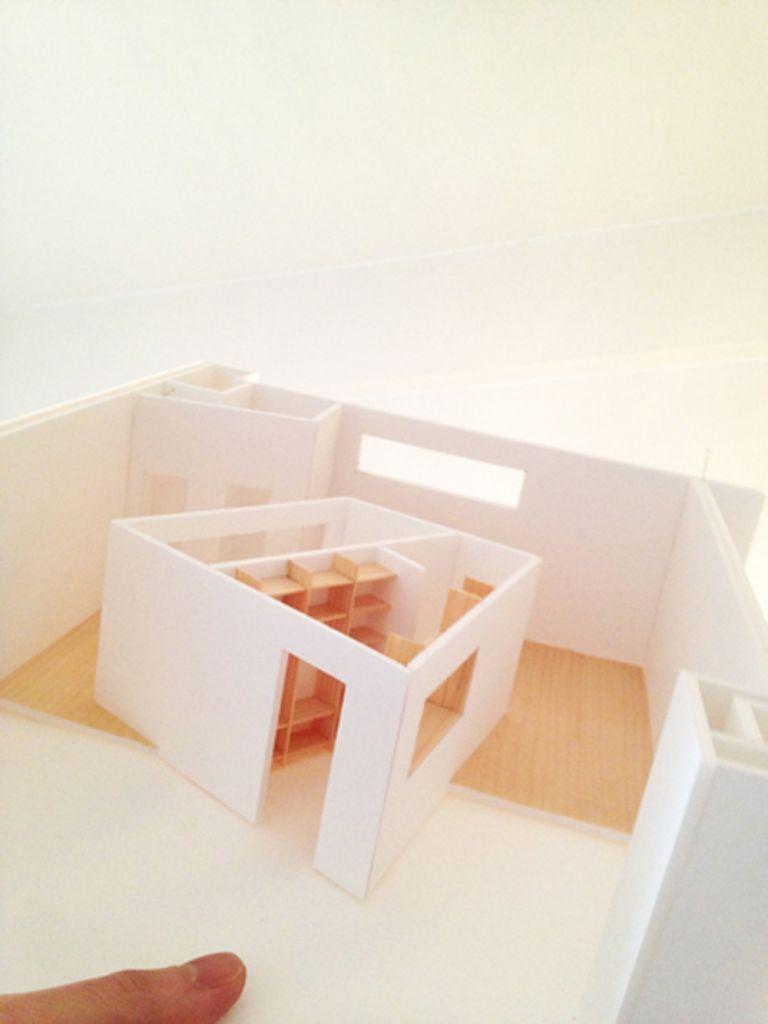 店舗デザインで使用する模型づくりの意味について   広島の ...
