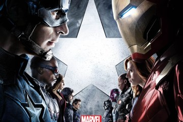 "Das Cover von ""First Avenger: Civil War"""