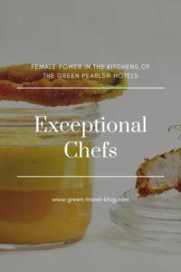 Chefs d'exception, gourmandises