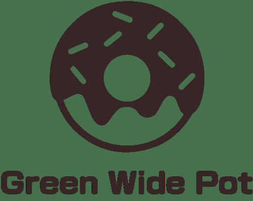 GreenWidePotは生まれ変わります!