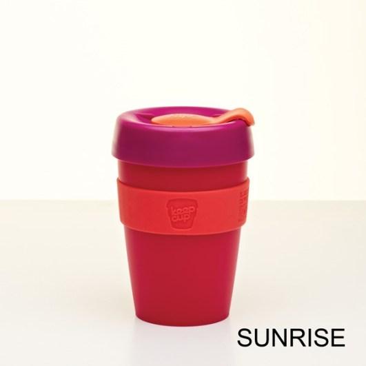 Kaffeebecher Sunrise