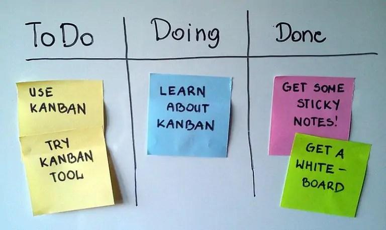 Simple-kanban-board