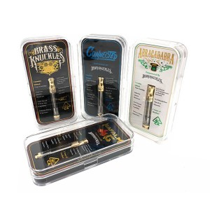 Brass Knuckles™ Cartridges 1g & Batteries