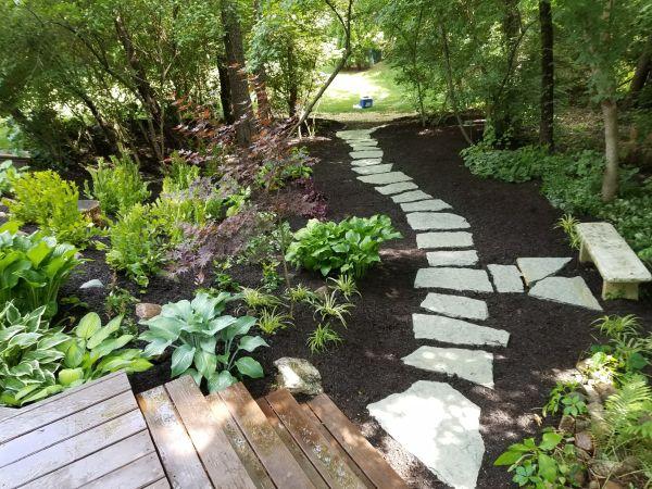 inviting path - greenacres landscape