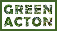 Green acton logo