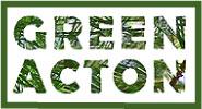 Green acton logo
