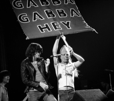 Image result for the ramones gabba gabba hey