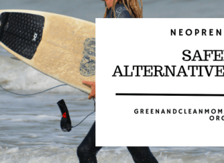 Neoprene Safer Alternatives
