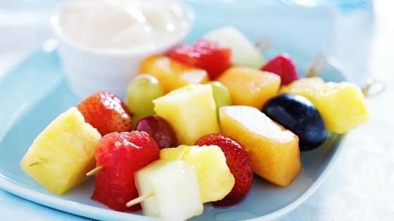 Healthy Fruit Dips for Kids