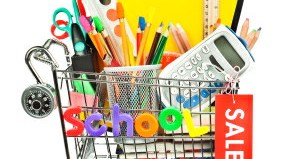 Reuse school supplies to make your school year a little greenER and other great tips for back to school!