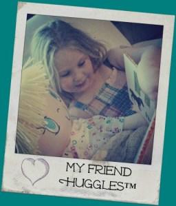 My Friend Huggles Mia the Doll