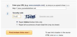 checking your broken links on your wordpress blog