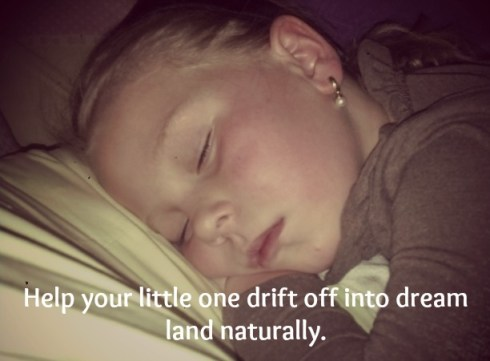 natural sleepy time remedies for kids