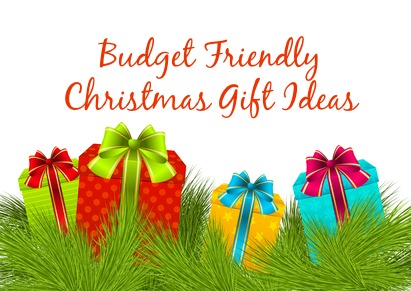 budget friendly Christmas gift ideas