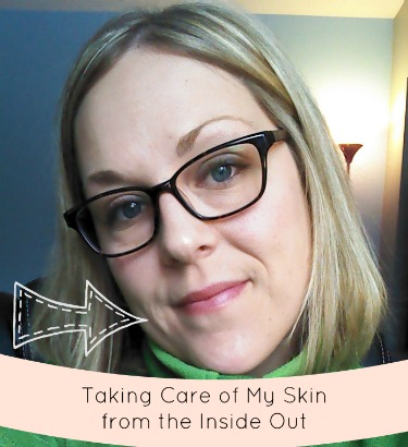 Naturally taking care of your skin with what you eat and drink! #health #skincare