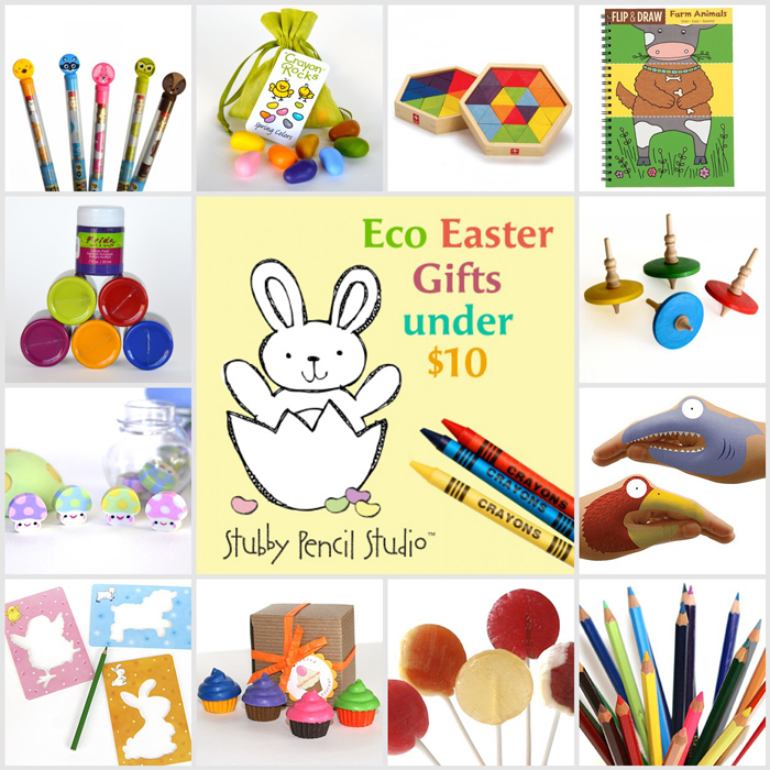 Eco friendly easter basket giveaway negle