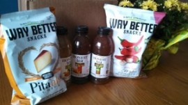 Way Better Snacks GMO Free and Healthy