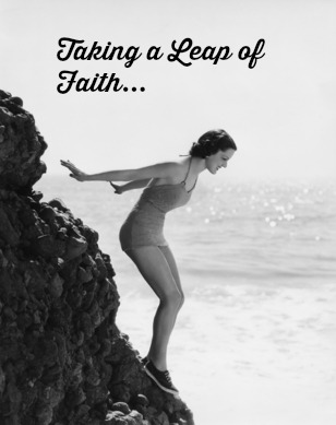 Leap of #faith