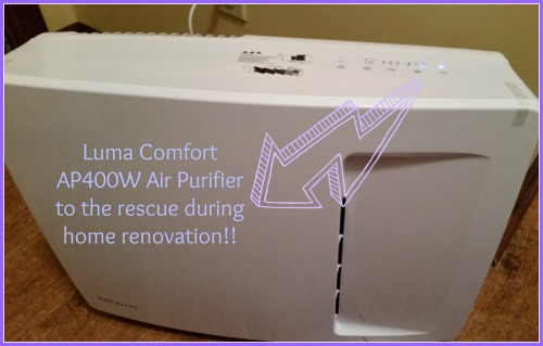 Luma Comfort AP400W Air Purifier Review