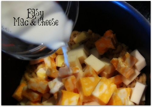 Easy Mac & Cheese #recipe #cooking #meals
