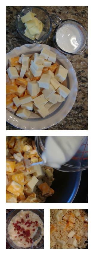 Easy to Make Homemade Mac & Cheese #recipes