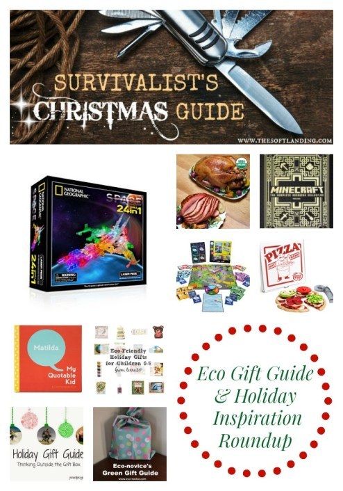 Eco Gift Guide and HolidayInspiration Roundup