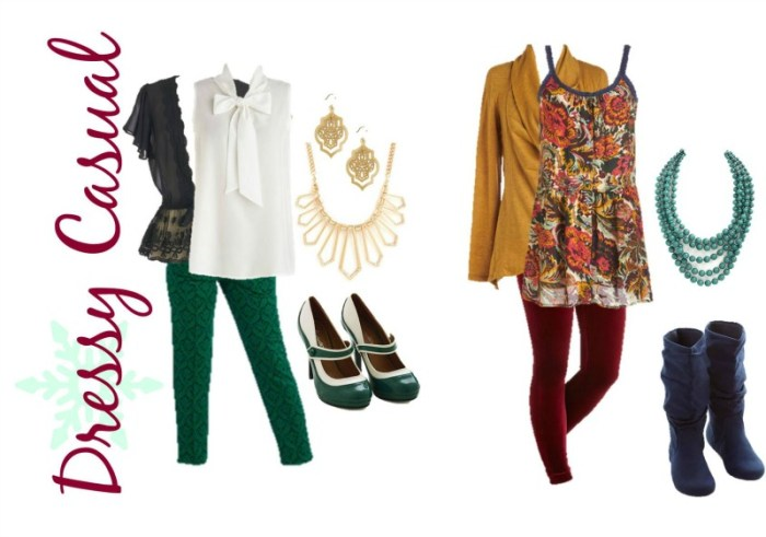 Modcloth Holiday Fashion Board Casual
