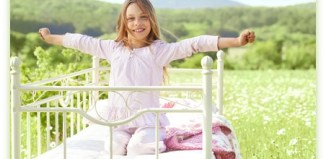 The benefits of choosing organic bedding.