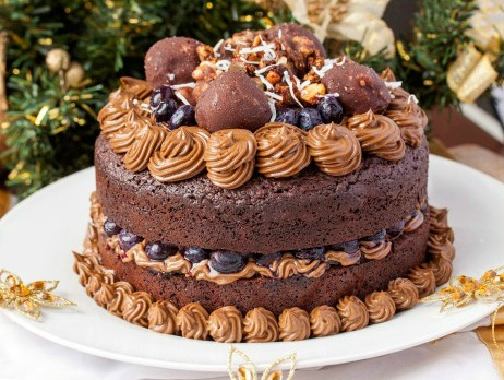 Decadent and Healthy Desserts – 20 Chocolate Cake Recipes for National Chocolate Cake Day