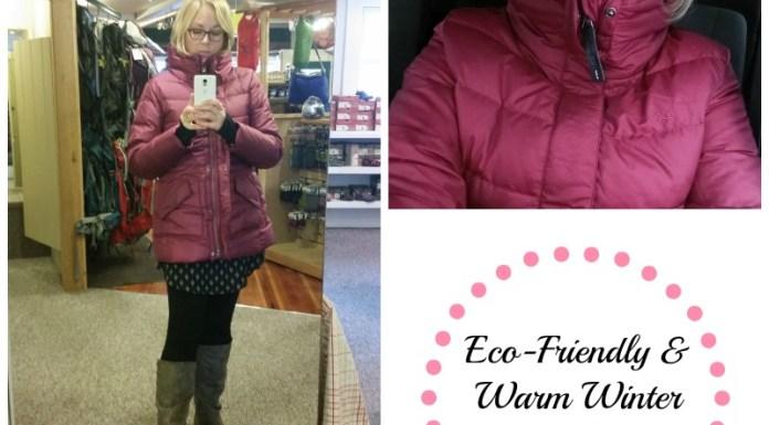 Eco-Friendly & Warm Winter Jacket