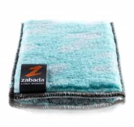 Zabada hopes to rid American homes of harmful, chemical cleaning products. Using fiber clean technology Zabada products remove 99.9% of bacteria throughout the home using only water