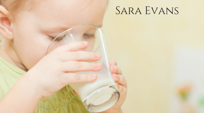 Milk and Dairy Nutrition – Interview with Country Star Sara Evans