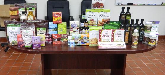 NOW Foods Natural Food Line