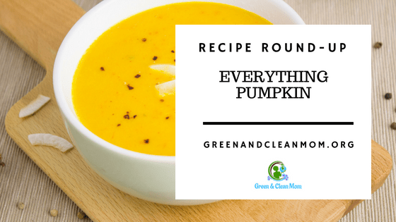 Pumpkin Recipes from Around the Web