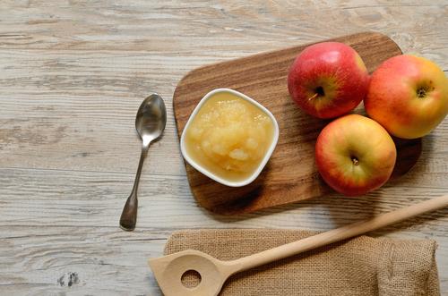 Homemade Easy Applesauce Recipe