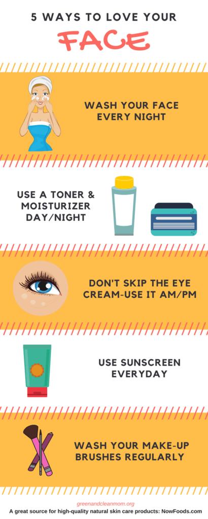 Skin Care Tips for Loving Your Skin