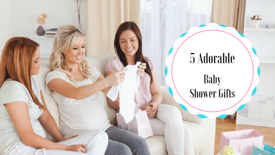 5 Adorable Baby Shower Gifts