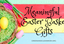 Five Simple and Meaningful Easter Basket Gifts