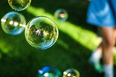Eco Friendly Bubble Recipes