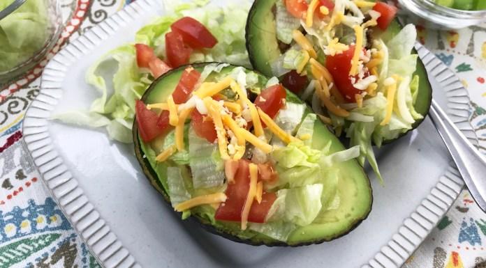 Avo-Taco Recipe
