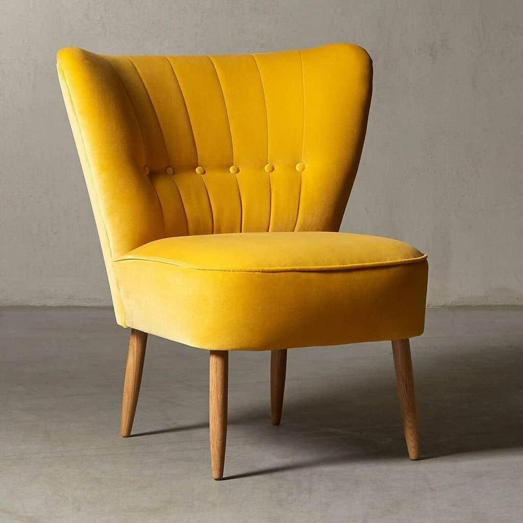 MUST Have Mustard Yellow Chairs  Interior Design Buyers