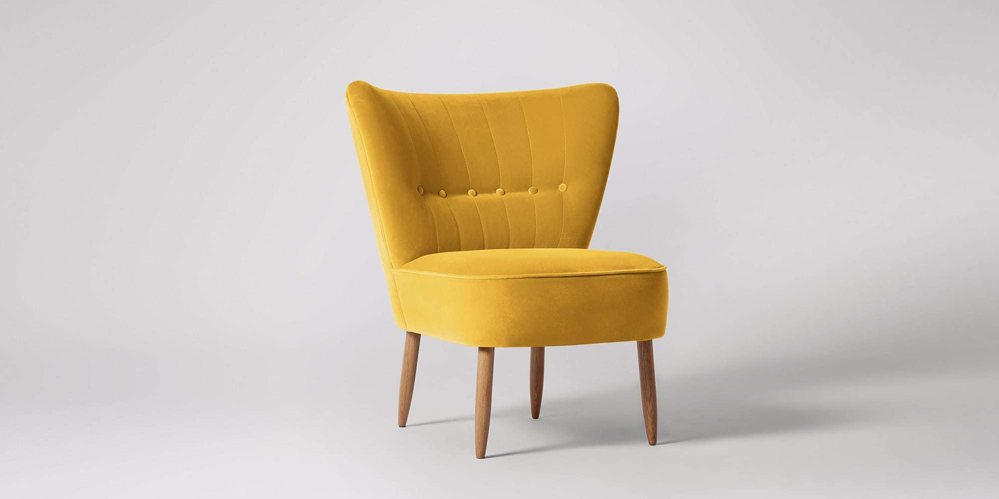 strandmon wing chair review desk kohls must have mustard yellow chairs interior design buyers