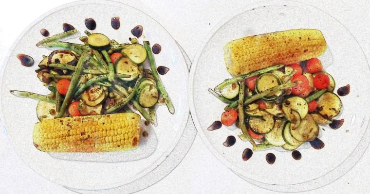 Veggies Dinner