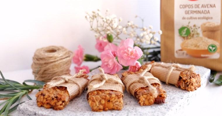 Barras de cereales saludable