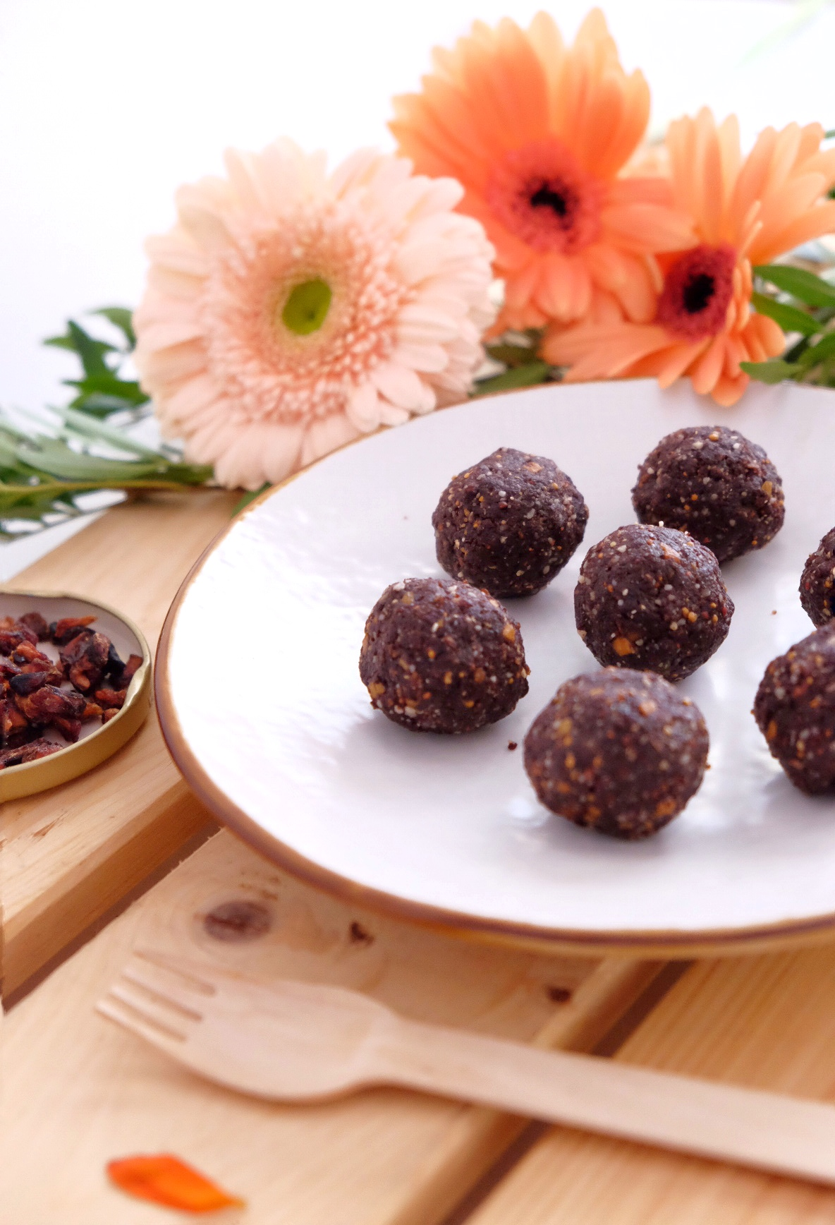 Choco power ball -GLUTEN FREE-