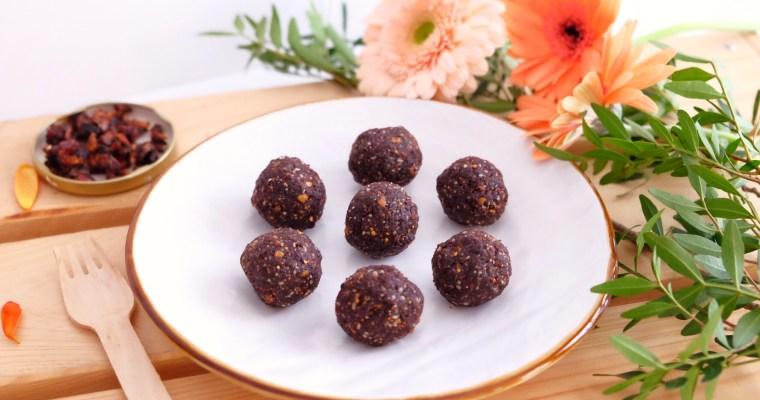 Choco power ball -GLUTEN FREE