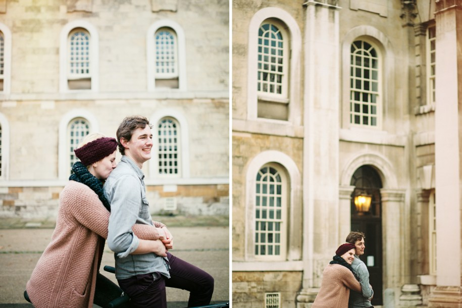 Engagement photos at Greenwich Naval College by london wedding photographer