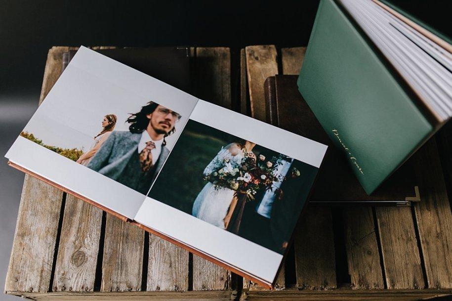wedding photography album