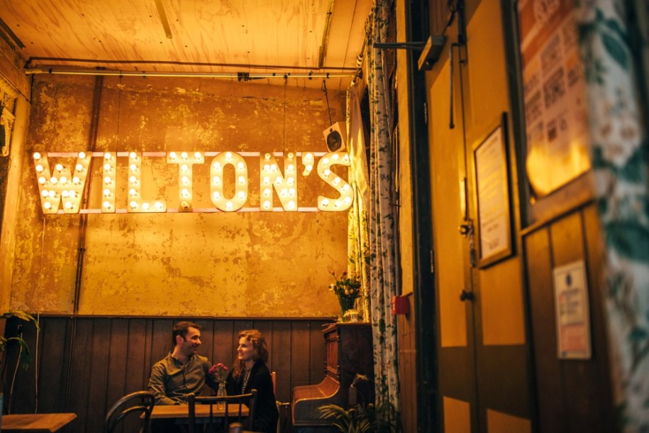Wilton's Music Hall , London's hidden gem and wedding venue