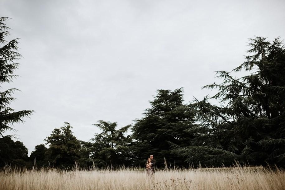 richmond park engagement shoot